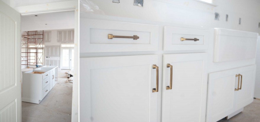 28 Brass Kitchen Cabinet Hardware Horton Dazzling
