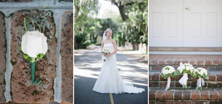 savannah ga bridal portrait