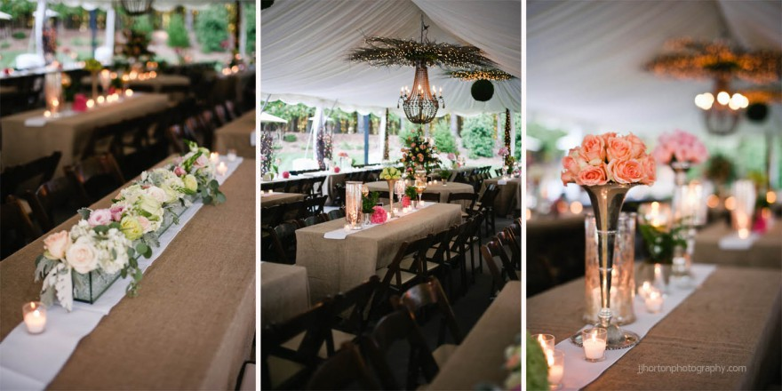 draped tent wedding reception dallas charlotte photographer
