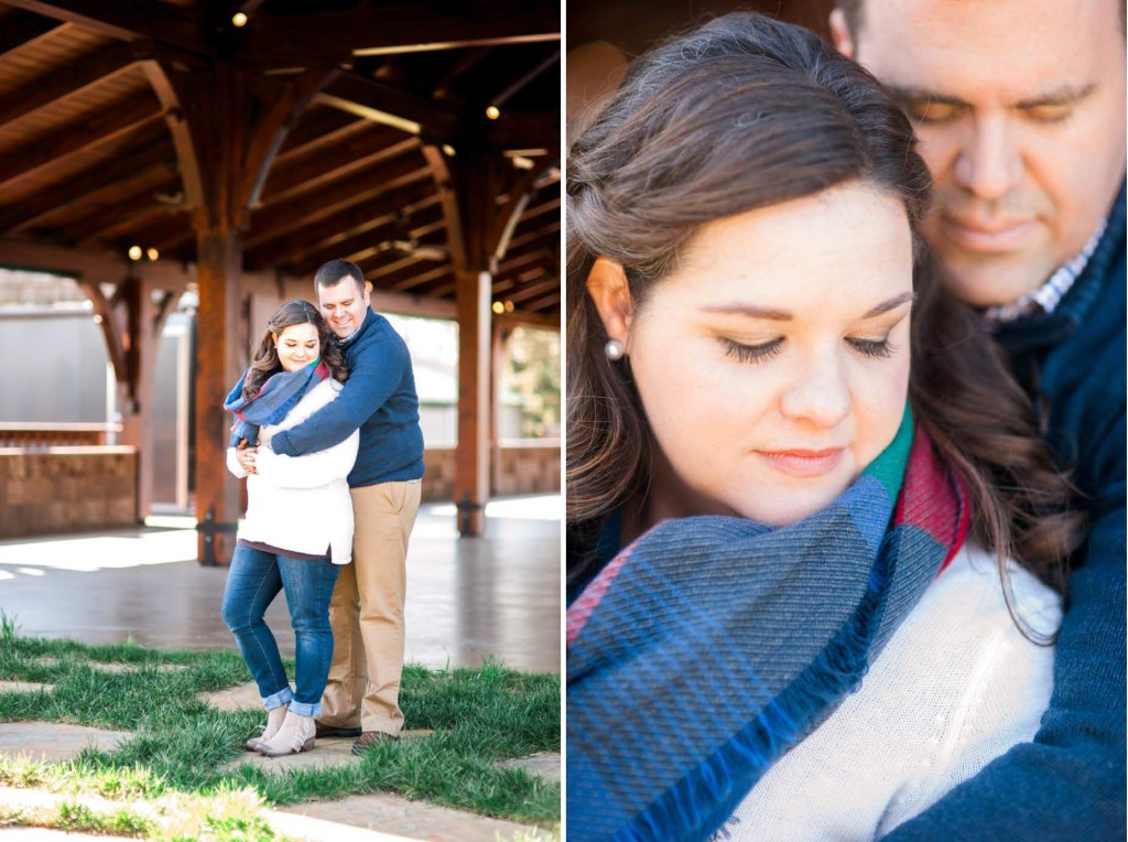 green gables farm engagement session statesville nc
