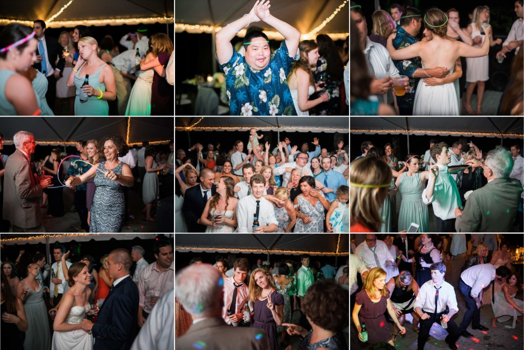 reception party images
