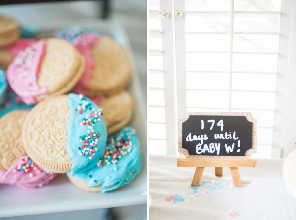 baby due date sign