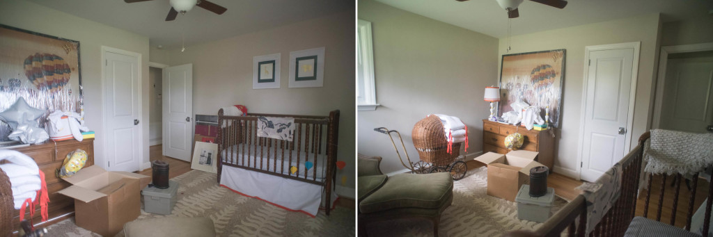 nursery before one room challenge