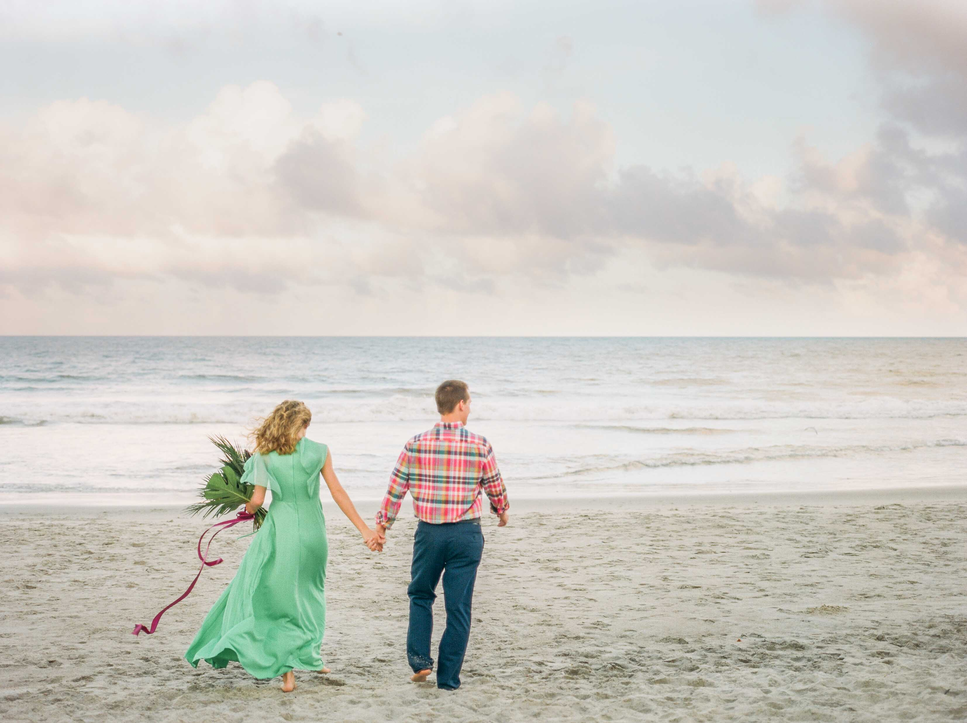 wilmington beach wedding ft. fisher photographer