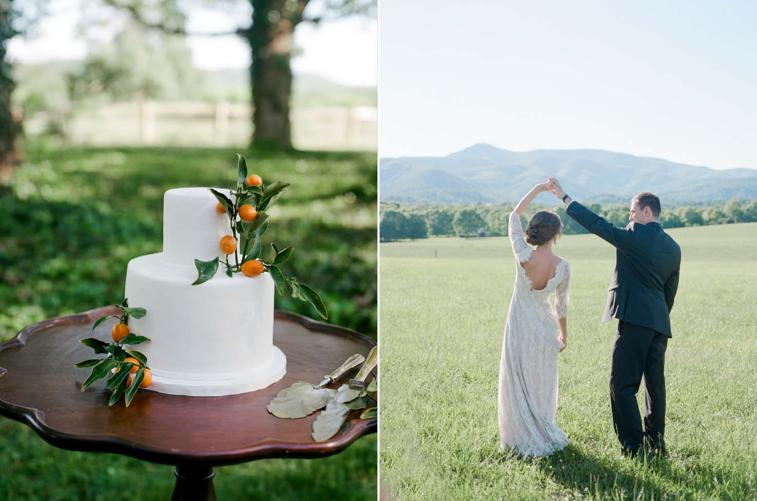 shenandoah valley wedding virginia nc mountains