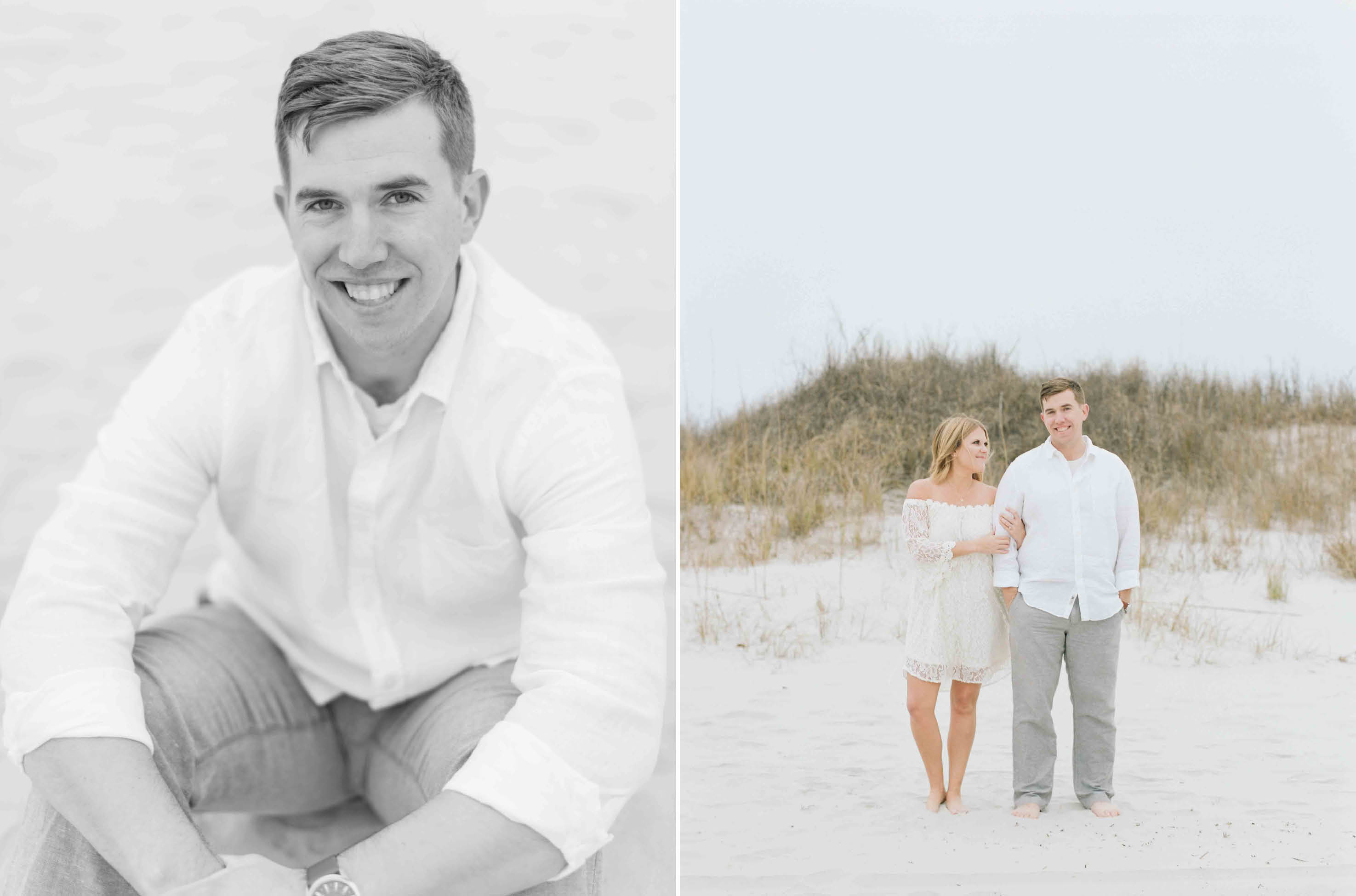 wrightsville beach wedding south end