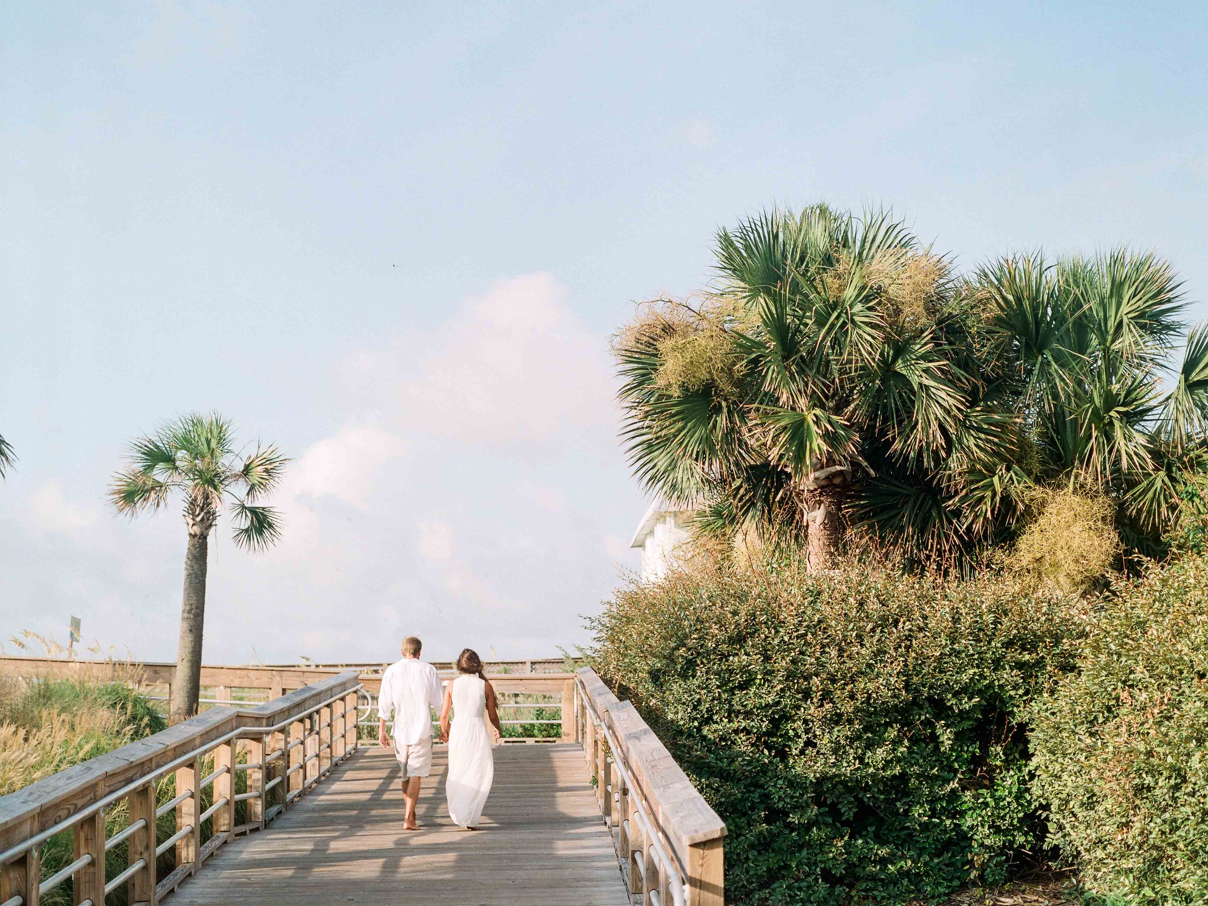 carolina beach wedding photographer marriott