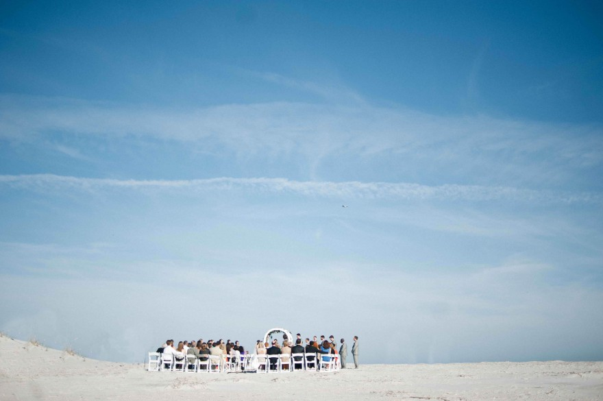 wrightsville beach wedding photographer shell island